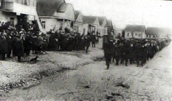 Dolhinovo. Polish National Day 1931