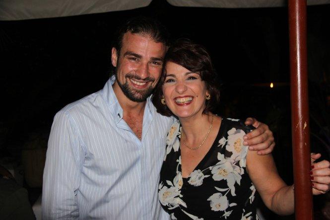Santina Y Mario