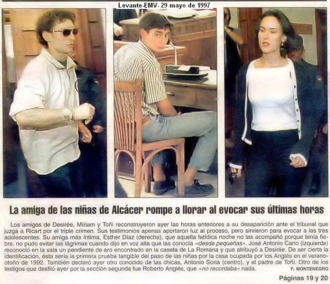 1997.05.29 Cano Llacer, Soria Chaveli Y Diez Martinez