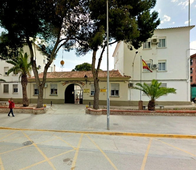 Cuartel G.C. Picassent 02