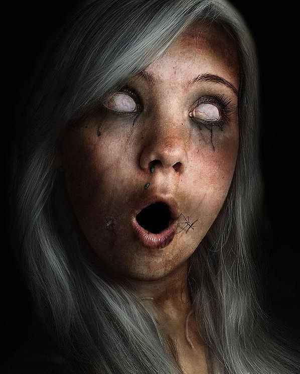 Dead Woman 02