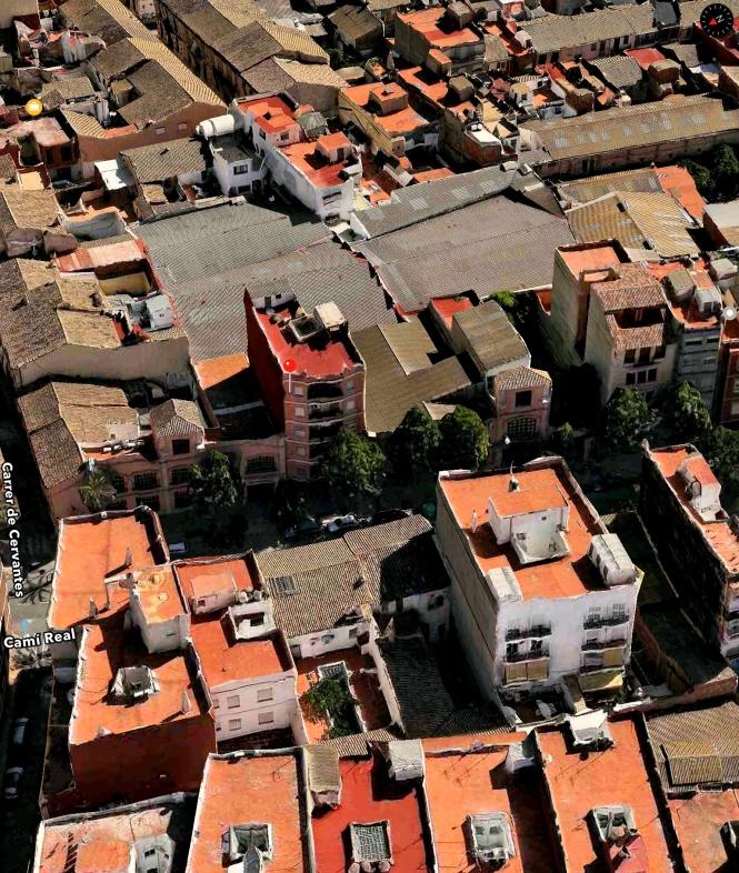 Catarroja Casa De Los Anglés Vista Anterior 01
