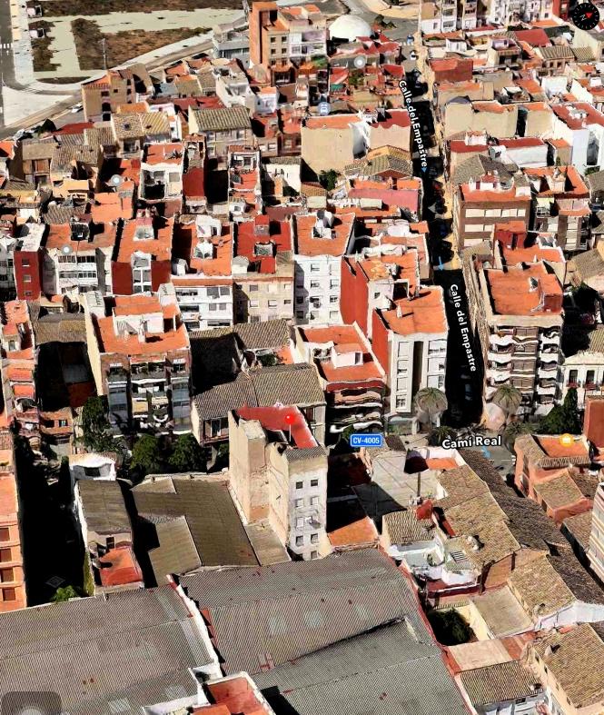 Catarroja Casa De Los Anglés Vista Posterior 02